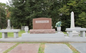 Estate Memorial at Highland Lawn Cemetery